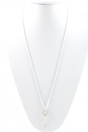 Thomas Sabo Zilveren ketting zilver casual uitstraling