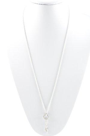 Thomas Sabo Silberkette silberfarben Casual-Look