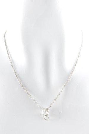 Thomas Sabo Silberkette silberfarben klassischer Stil