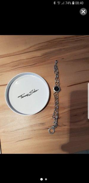 Thomas Sabo Horloge zilver