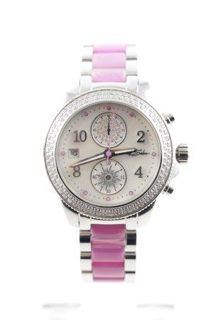 Thomas Sabo Horloge met metalen riempje veelkleurig elegant