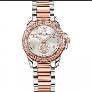 Thomas Sabo Analog Watch multicolored stainless steel