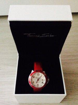 Thomas Sabo Uhr (rot)