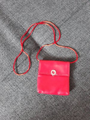 Thomas Sabo Mini Bag silver-colored-red