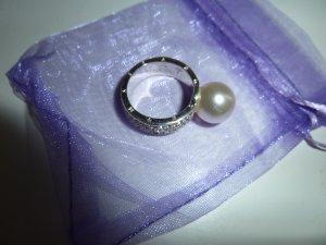 Thomas Sabot Ring Perle Steinen 1,8 cm