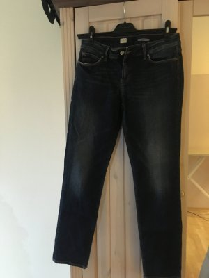Tommy Hilfiger Slim Jeans dark blue
