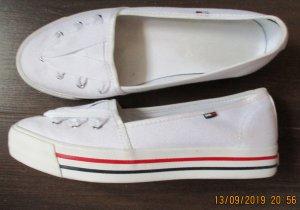 Hilfiger Denim Sailing Shoes white