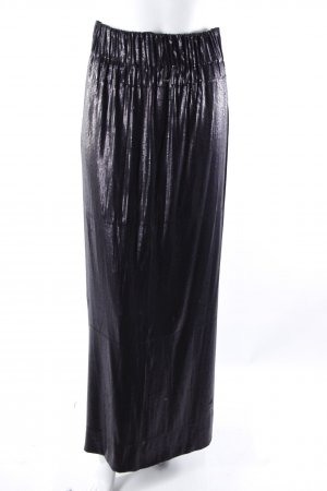 Thone Negrón maxi skirt sequined
