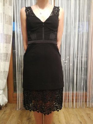 Three Floor Kleid