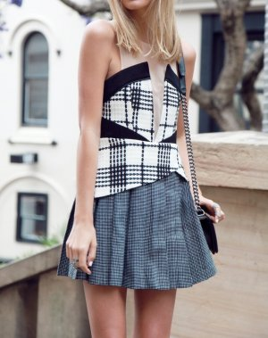 Three Floor Wixson Dress Luxus blogger chanel