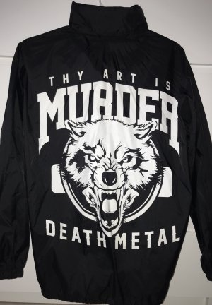 Thy Art is Murder Windbreaker Rückenprint