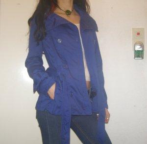 tiefblauer Übergangsmantel / -blazer XS