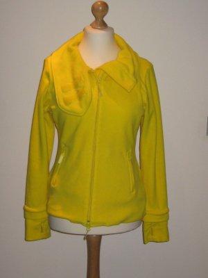 Tiefpreis Bench  Fleece Jacke  in tollem Gelb L