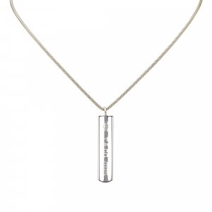 Tiffany 1837 Pendant Necklace