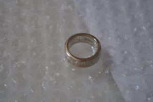 Tiffany 1837 Ring, Größe zwischen 48 und 49