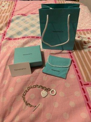 Tiffany&Co Pulsera color plata