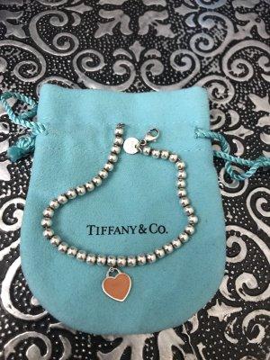 Tiffany Armband mit Rosé Herz