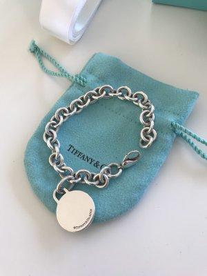 Tiffany Armband mit rundem Anhänger
