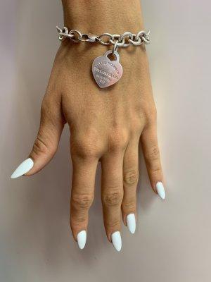 Tiffany&Co Braccialetto sottile argento