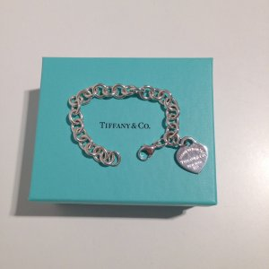 "Tiffany bracelet in Sterling silver ""Return to Tiffany """