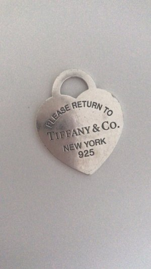 Tiffany charm Anhänger