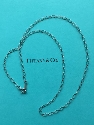 Tiffany & Co. Ankerkette Oval Link Chain aus Sterlingsilber, 46cm