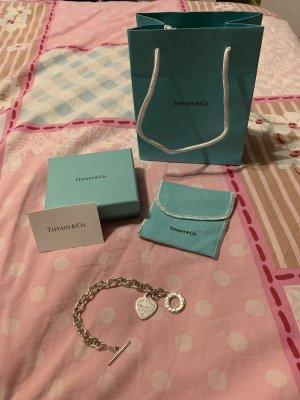 Tiffany&Co Bracelet en argent argenté