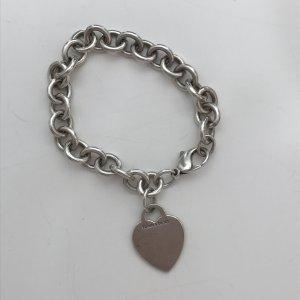 Tiffany&Co Armband mit Herzanhänger