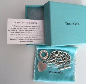 Tiffany & Co Armband mit Herzanhänger NP:400.00$