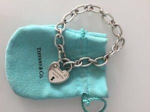 Tiffany & Co Armband mit Herzschloss