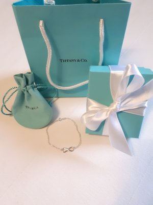 Tiffany&Co Silver Bracelet silver-colored real silver