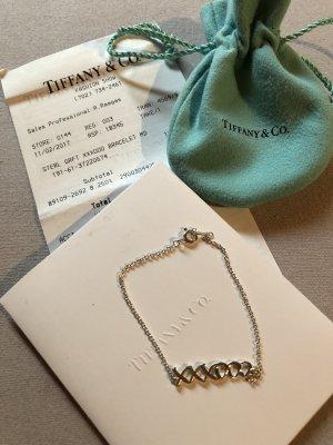 Tiffany & Co. Armband Silber Paloma Picasso XXXOOO