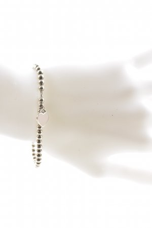 Tiffany&Co Bracelet silver-colored-pink classic style