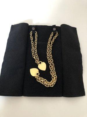 Tiffany & Co Armband und Halskette in Gelbgold