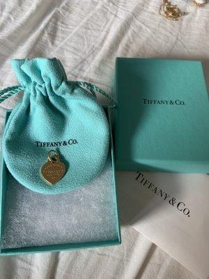 Tiffany&Co Pendentif doré
