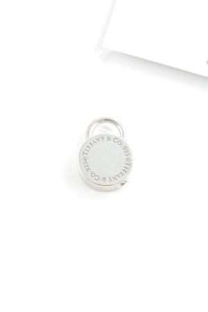Tiffany&Co Charm silberfarben Elegant
