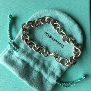 Tiffany & Co. Erbsarmband Armband ohne Anhänger für Charms, 925 Silber T&Co.