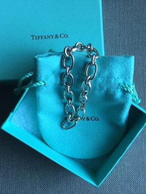 Tiffany & Co. Gliederarmband 925 Silber, mit offenen Gliedern ideal für Charms