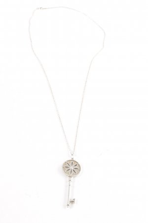Tiffany&Co Necklace silver-colored casual look