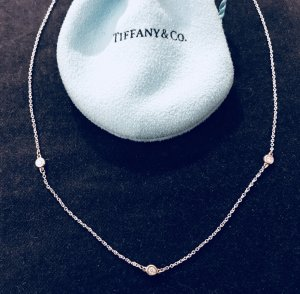 "Tiffany & Co. Halskette ""ELSA PERETTI DIAMONDS BY THE YARD"""