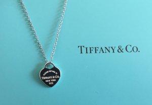Tiffany & Co. Herz Anhänger Mini (XS) AG925 an feiner Silberkette