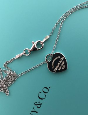 Tiffany&Co Collier argento Argento