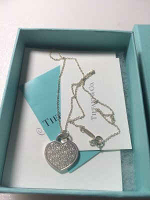 Tiffany &Co Herz Kette