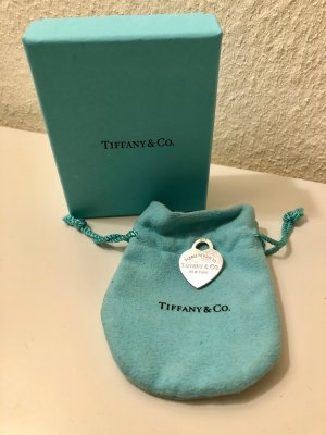 Tiffany & Co Herz Return to Tiffany medium Anhänger charm silber