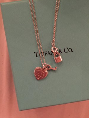Tiffany & co. Herzkette