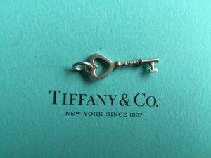 Tiffany & Co. Herzschlüssel Herz Schlüssel Anhänger, 925 Silber
