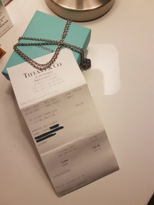 Tiffany & Co. Kette
