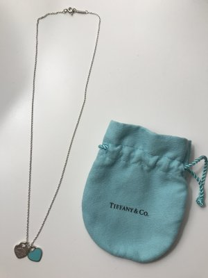 Tiffany&Co Collar azul claro