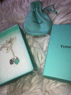 Tiffany&Co Silver Chain silver-colored-turquoise