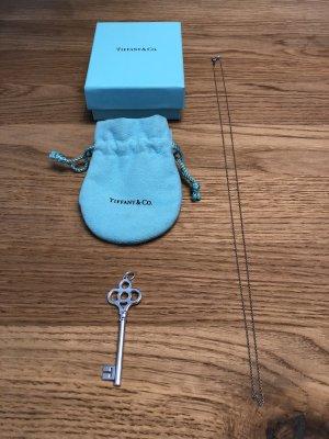 Tiffany&Co. Kette mit Schlüsselanhänger 925 Sterling Silber